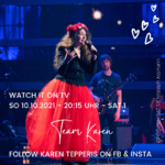 The Voice of Germany Karen Tepperis